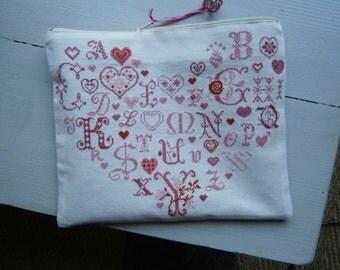 Pink Hearts / pink hearts