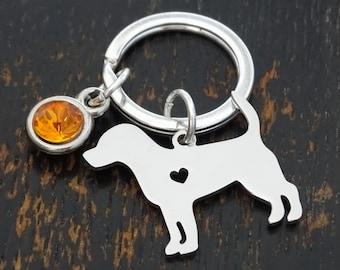 Beagle Keychain, Custom Keychain, Custom Key Ring, Beagle Key Chain, Beagle Charm, Beagle Pendant, Beagle Jewelry, Beagle Gifts,Dog Keychain