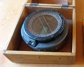 RCAF Owens Co. WWII flight Navigator Compass
