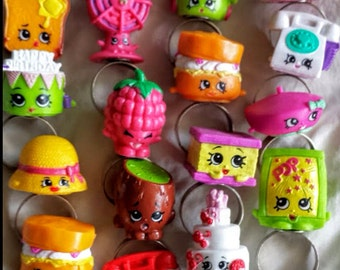 Shopkins Whimsical Ring,  Bring  In A New Year, BFF, Birthday, Gift