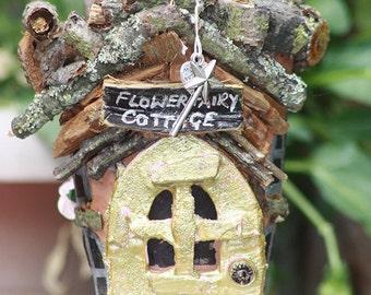 Flower Fairy Cottage