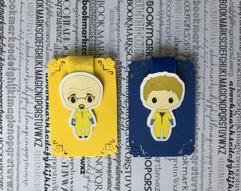 ON SALE Breaking bad magnetic bookmark