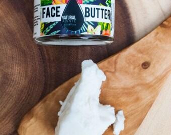 All Natural Moisturizing Lavender Face Butter