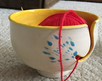 Ceramic Yarn Bowls