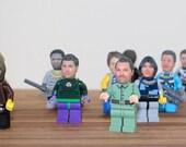 Love LEGO? Become LEGO! Custom make your OWN head for Lego Minifigure