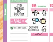 Munchkins - In a Rush Busy Planner Stickers (M171)
