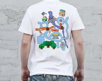 Dad Car Shirt Car Play Shirt car t shirt Father's Day Shirt Father Son Shirts Birthday Gift New Dad Shirt Christmas Gift Birthday Gift 029