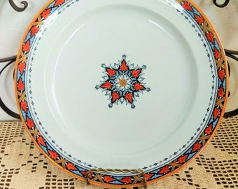 RARE Clementson Bros Gothic Plate