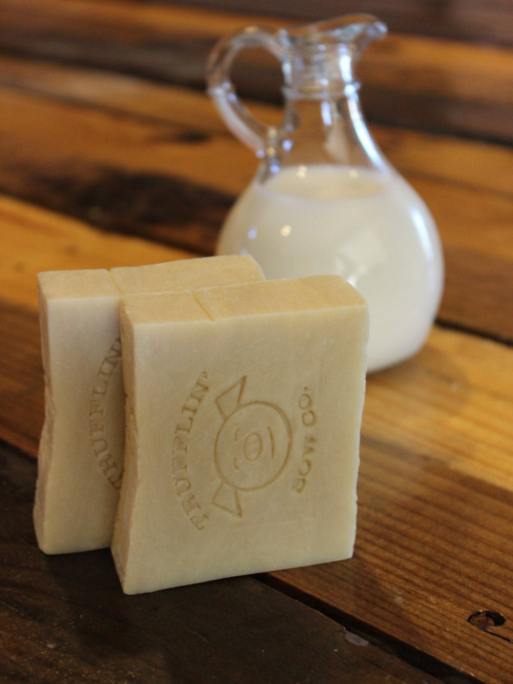 Goat Soap from Trufflin' Sow on Etsy