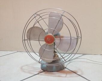 vintage zero fan