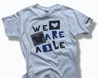 We Are Able Tee