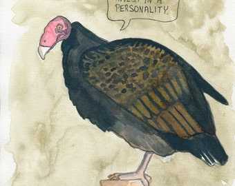 The Turkey Vulture