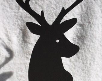 Reindeer -21- Christmas Mantel Decoration, Fireplace Decor, Christmas Decorations