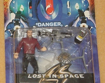 Lost In Space Dr.Smith Figure