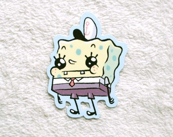 Spongebob Sticker - Spongebob Squarepants