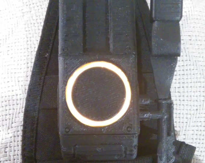 Tom Clancy's The Division 3-D printed ISAC watch and Beacon