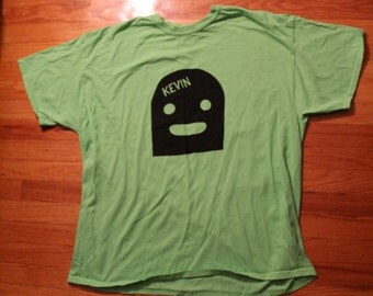 Kevin Shirt Green XXL