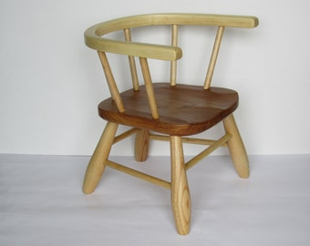 Child's Bow Back Chair