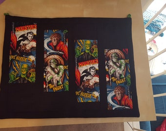 Classic Universal Monsters Wall Hang