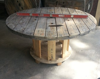 Solid Wood Handmade Tables