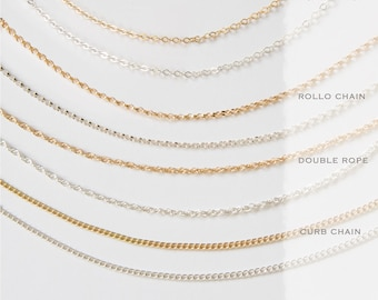 Different chain styles • CHN