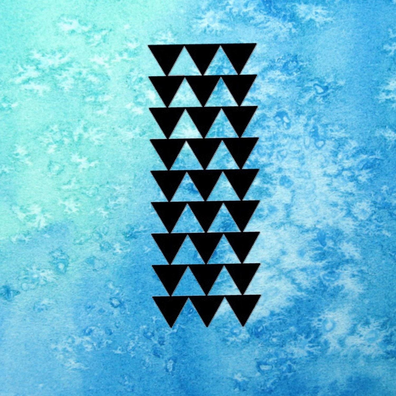 hawaiian tribal sticker hawaii sticker niho mano sticker. Black Bedroom Furniture Sets. Home Design Ideas