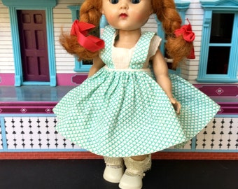 Darling 1950's Tagged Original Vogue Ginny Doll Dress