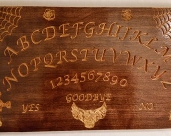 Day of the Dead Cherry Ouija Board, Spirit Board