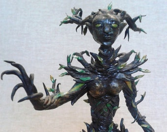 Spriggan (the spirit of the forest) from The Elder Scrolls