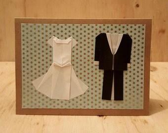 Greeting Card - Wedding