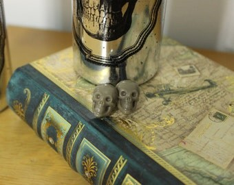Grey Skull Gauges Size 2 (6mm)