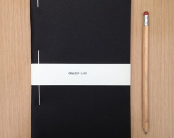 A5 Handmade Notebook