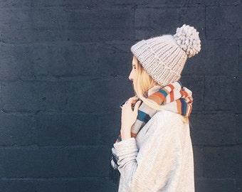 Classic Winter Knit Hat