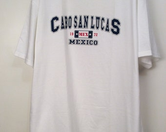 XXL 1972 Cabo San Lucas Vintage T-shirt