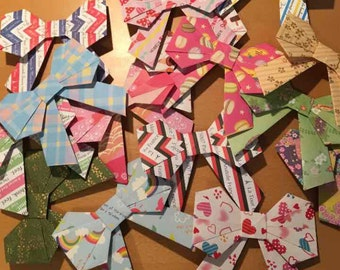 50 Origami Bows