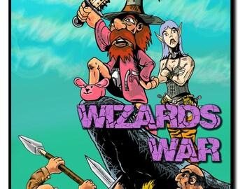 Wizards War