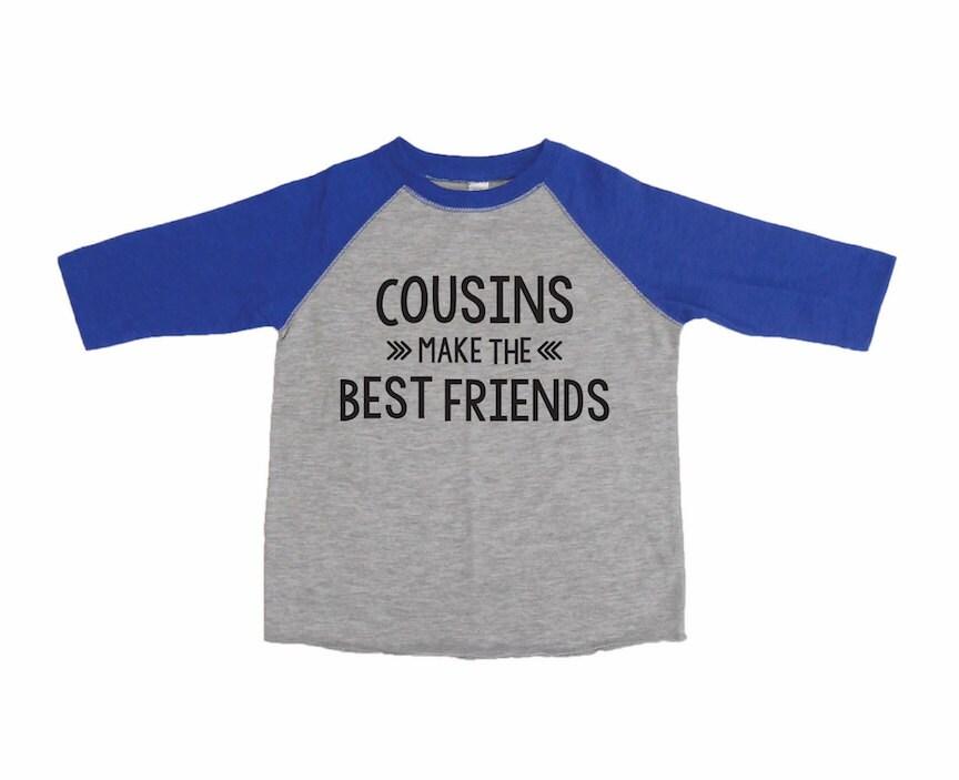 T shirt giveaway cousins