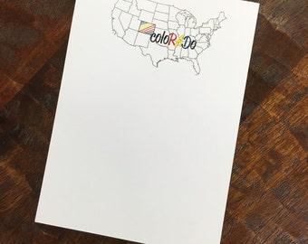 Colorado Notepad