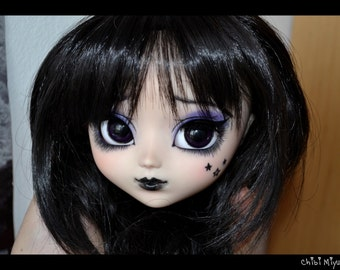 Pullip - Face up Faceup Commission by Chibi Miyu Dolls (Make-up made to order)