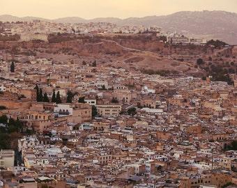Warm Marrakech