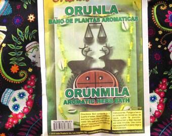 Orisha Aromatic Herb Bath - Orunla/Orunmila