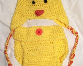 Chickee Baby diaper cover set