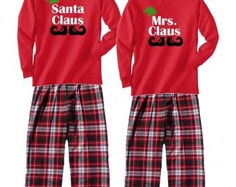 Couple pajamas | Etsy