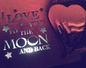 "3D Love Songs ""Our Song"" Commemorative 3D Astrology LED Light Sculptures"