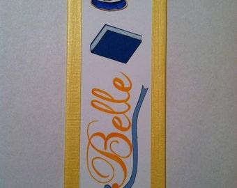 Belle Bookmark