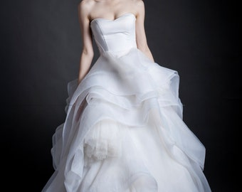 LS2/ Katherine - 3D Wedding Dress Collection