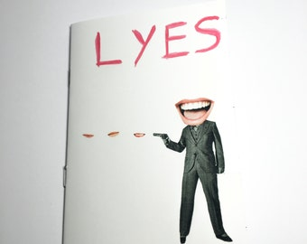 Lyes Collage Zine