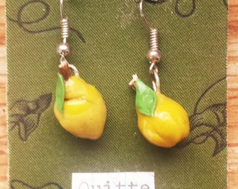 Quince Earrings