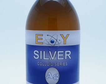 20% OFF 16.9oz & Free International Shipping!!! TRUE Colloidal Silver 20ppm