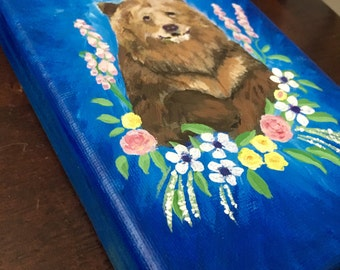 Nursery Series: Forest Portrait of Big Bear